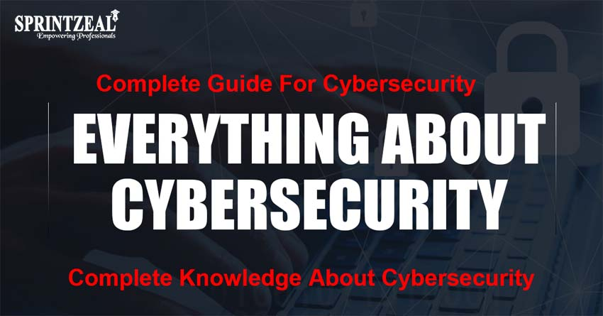 Cybersecurity – Everything You Need to Know About it