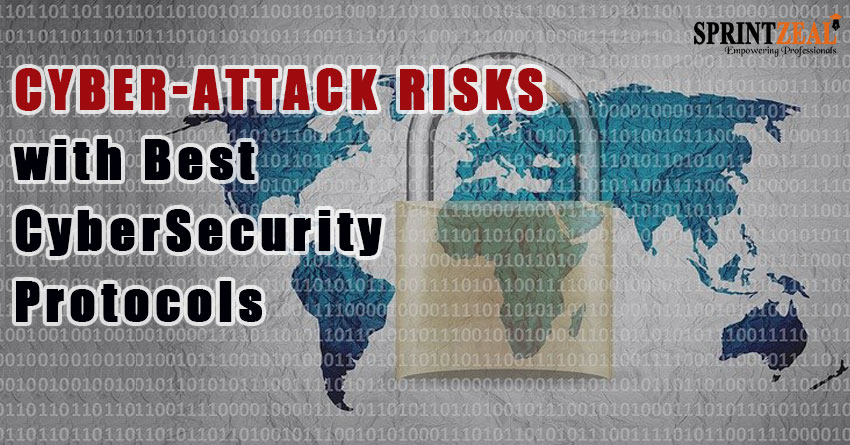 Mitigate the Cyber-Attack Risks with Best Cyber Security Protocols