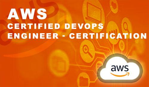 AWS Certified DevOps Engineer Certification Training