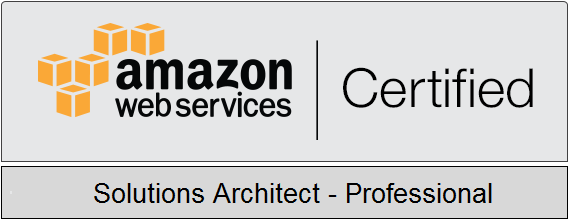 AWS Certified Solution Architect Professional Certification