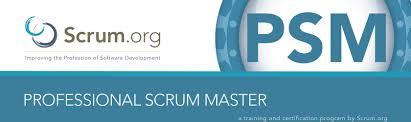 Professional Scrum Master PSM Certification